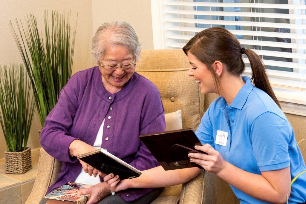 memory care dementia
