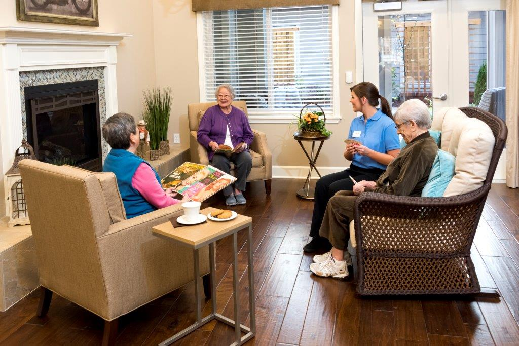 laurel parc assisted living