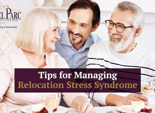 relocation stress syndrome